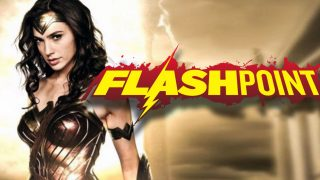 Gal Gadot in Flashpoint - DC Comics News