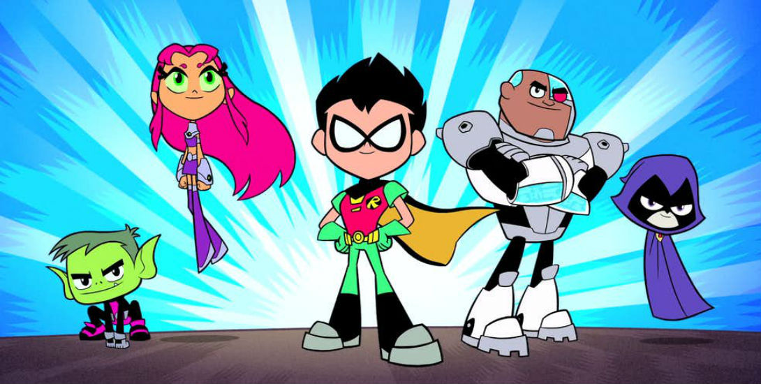 Teen Titans Go! Animated Film DC Comics News