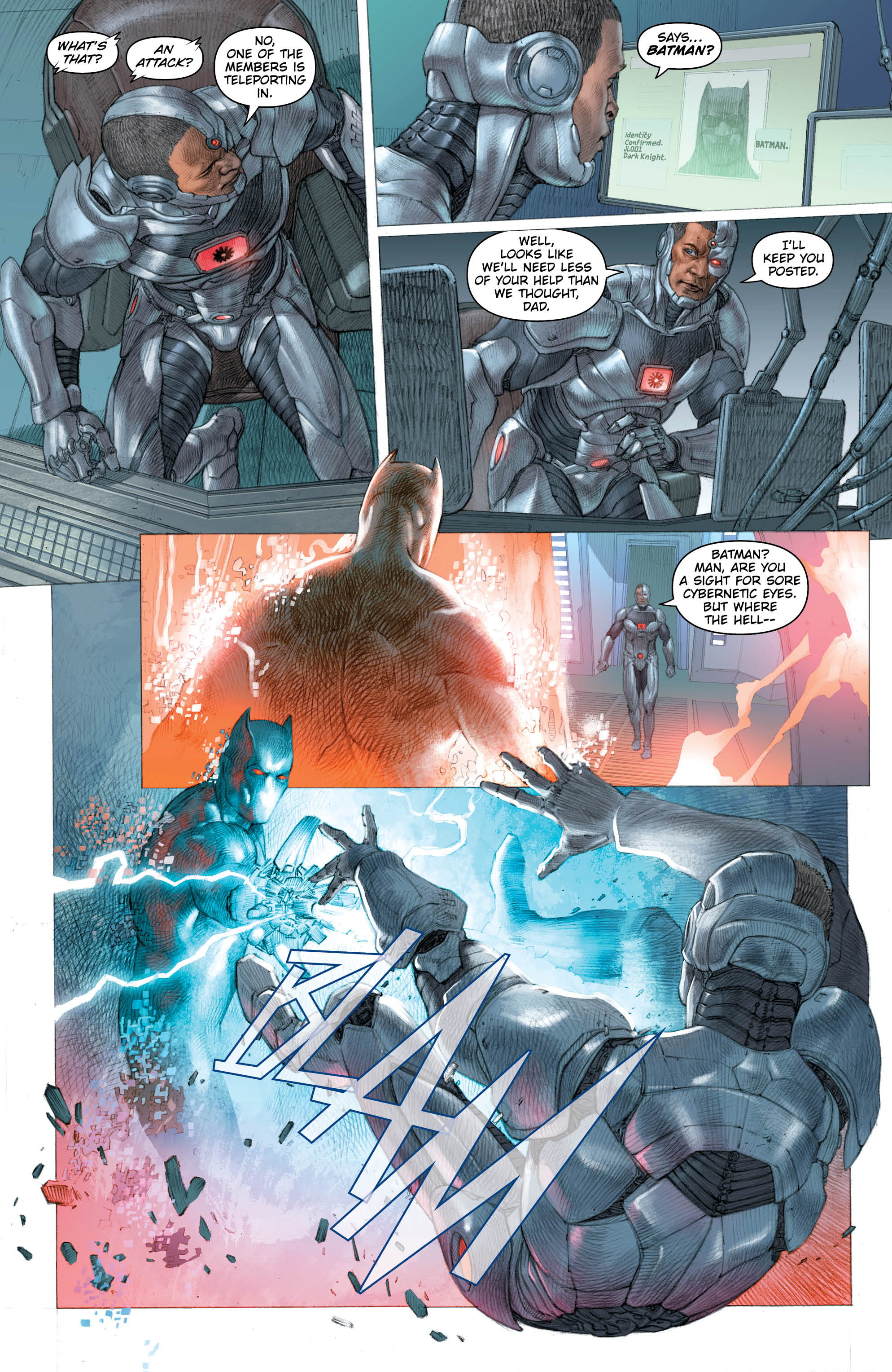 Batman Murder Machine 3 - DC Comics News
