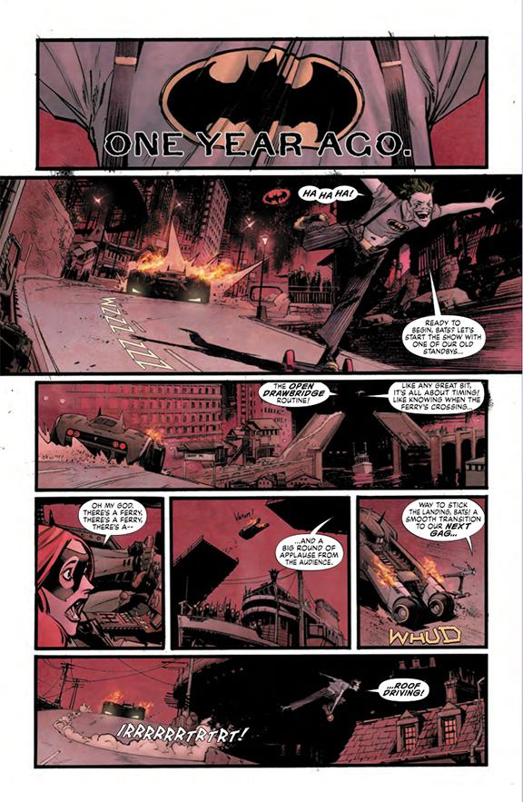 Batman White Knight 4 - DC Comics News