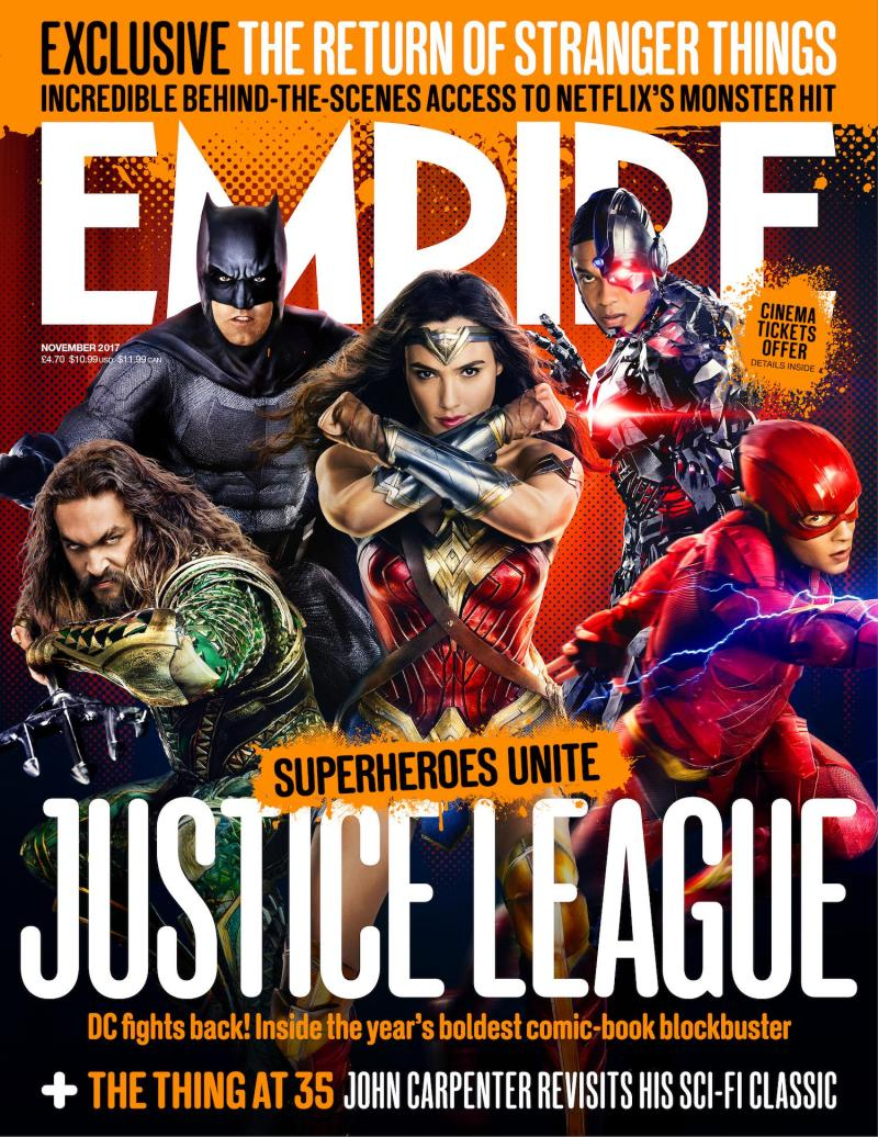 Empire - DC Comics News