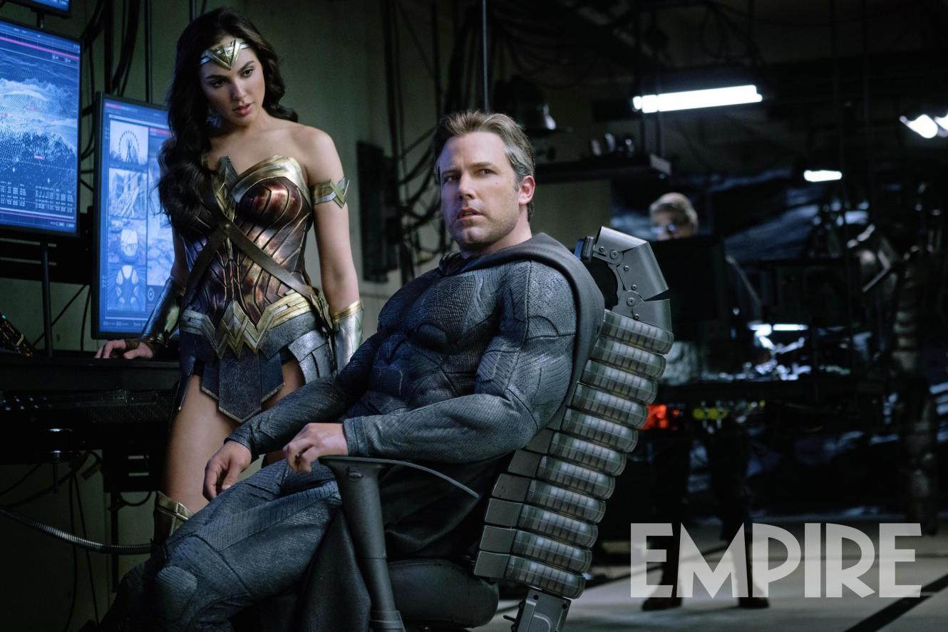Batman and Wonder Woman - DC Comics News