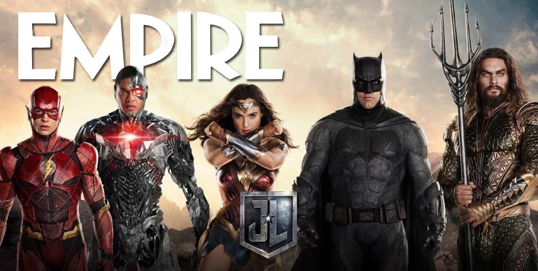 Empire Magazine - DC Comics News