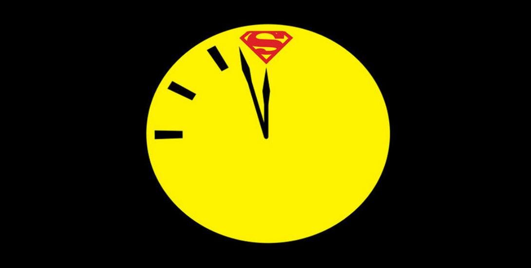 Doomsday Clock Dave Gibbons DC Comics News