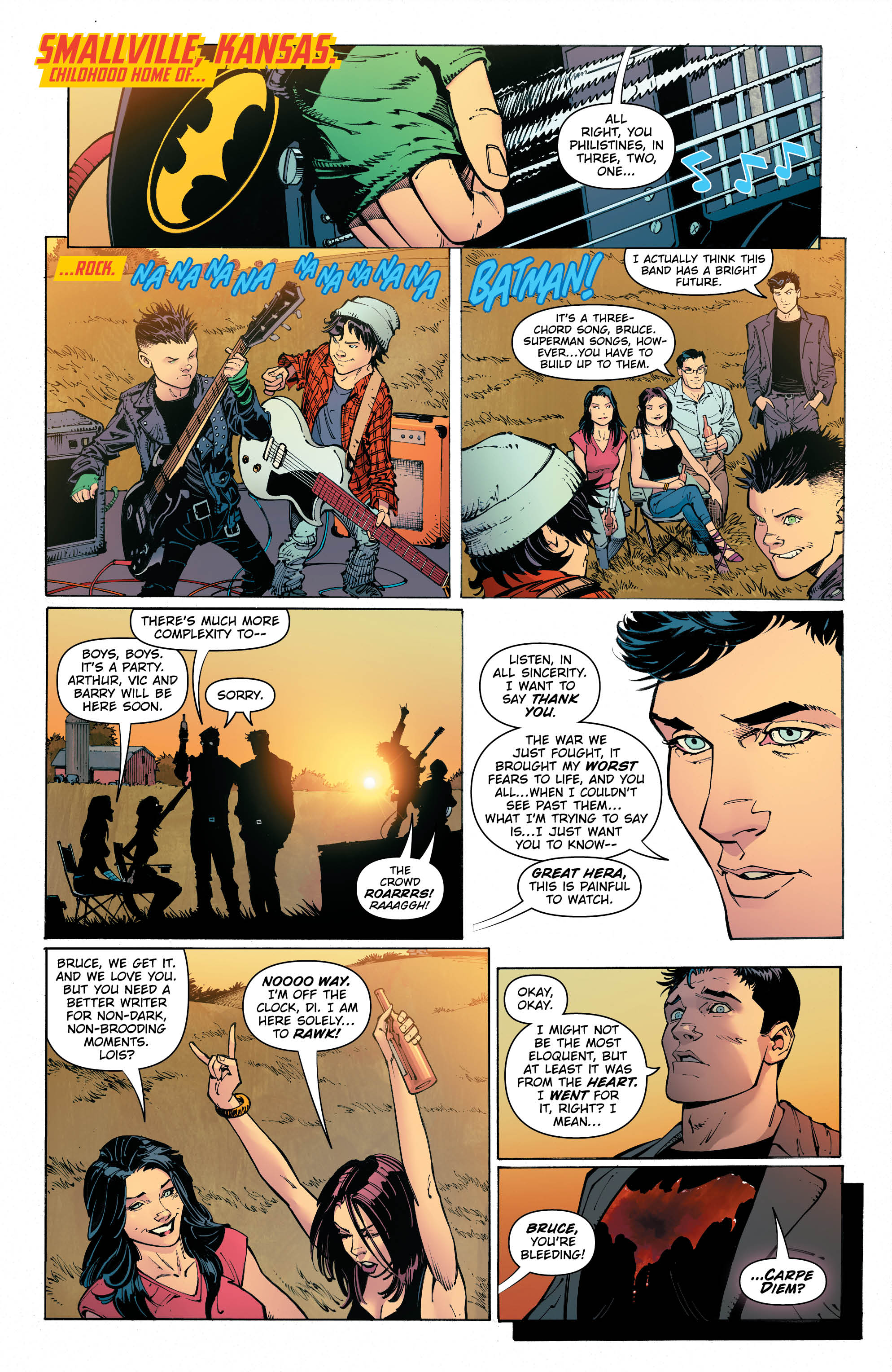 Dark Nights Metal 1 - DC Comics News