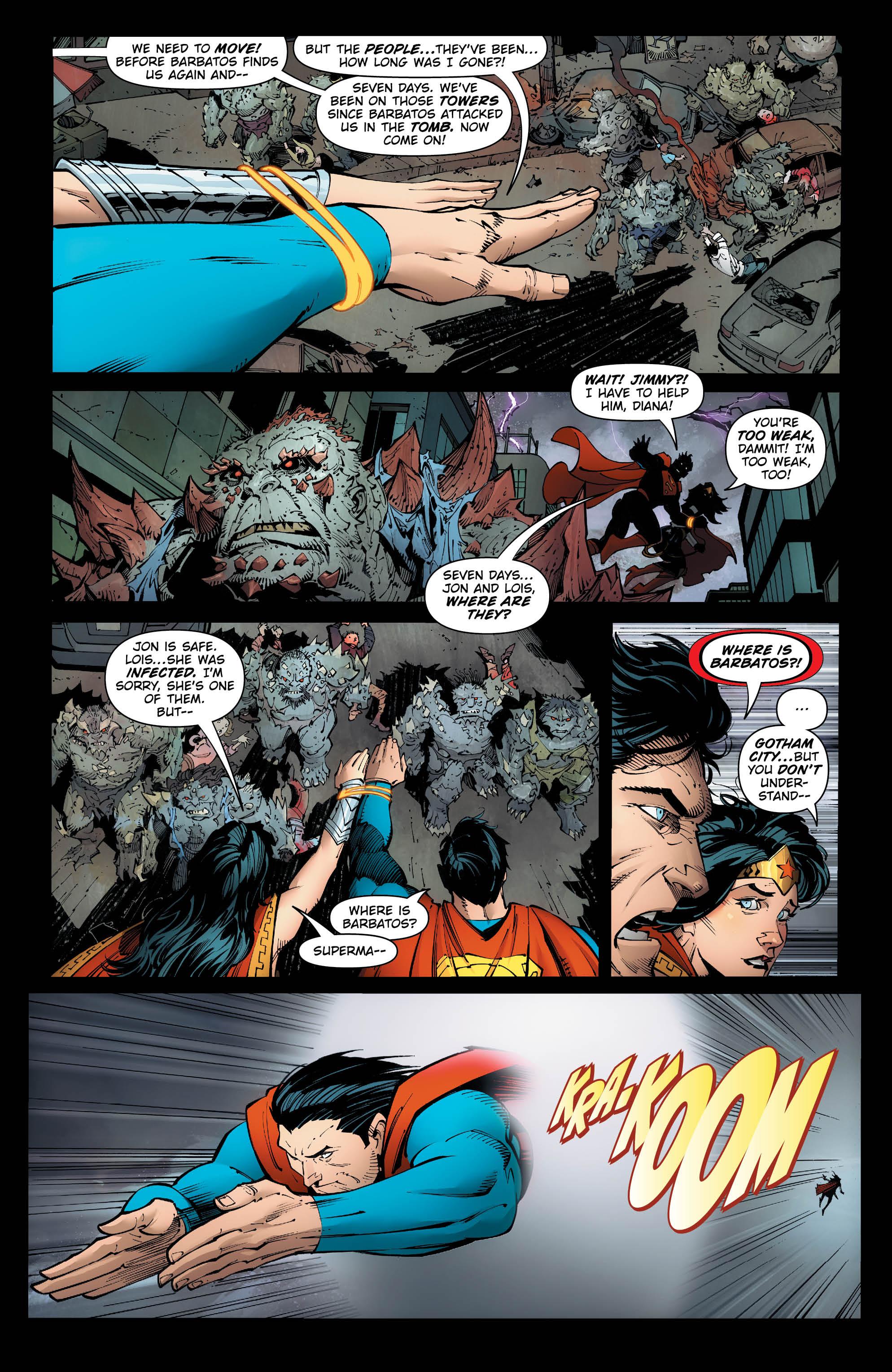 Dark Nights Metal 5 - DC Comics News
