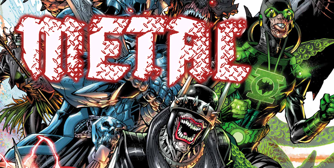 Dark Nights Metal 3 - DC Comics News
