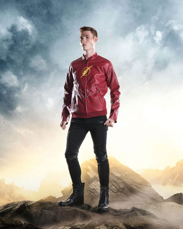 Hot Topic Flash jacket