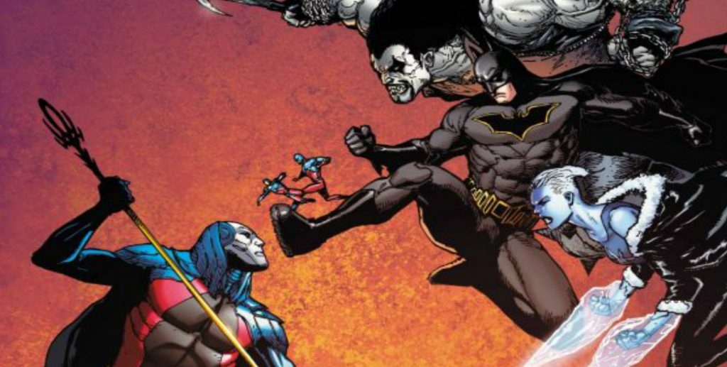 JUSTICE LEAGUE OF AMERICA #17 – Preview:
