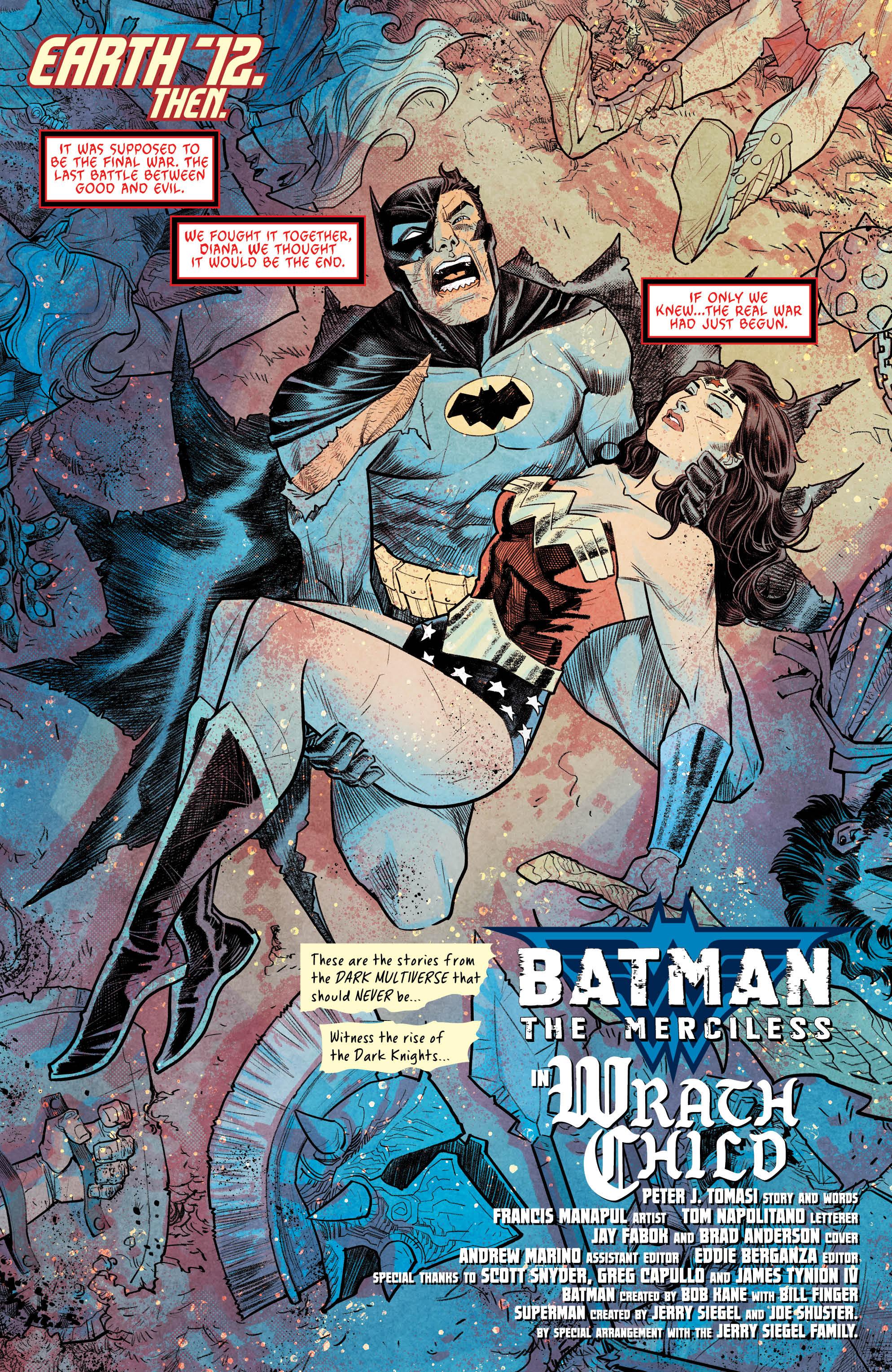 Batman The Merciless 1 - DC Comics News