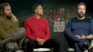 justice league interview dc comics news