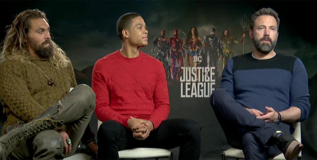 justice league interview dc comics news
