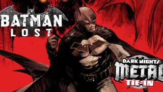 Batman Lost - DC Comics News
