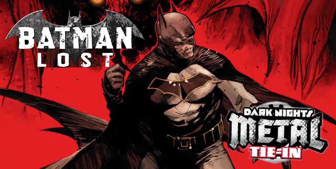 Batman Lost - DC Comics News
