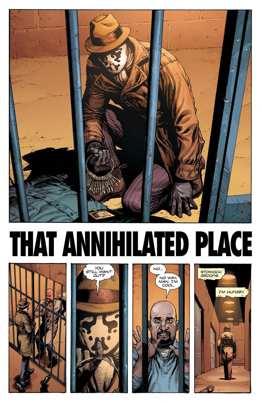 Doomsday Clock 1_6 - DC Comics News