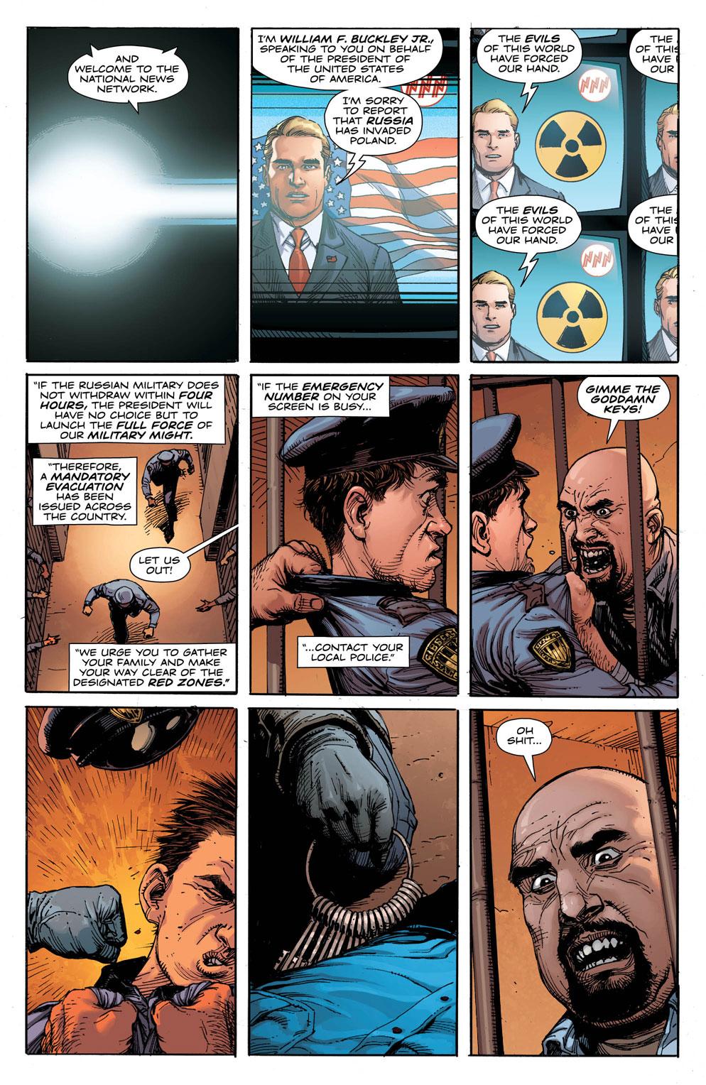 Doomsday Clock 1_5 - DC Comics News
