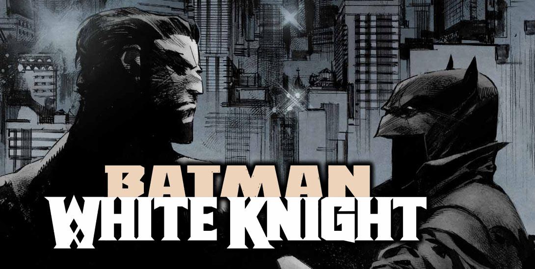 Batman White Knight 3 - DC Comics News