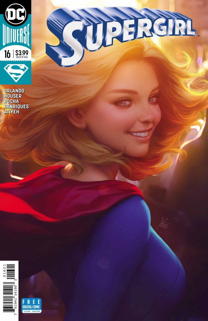 Review: Supergirl #16