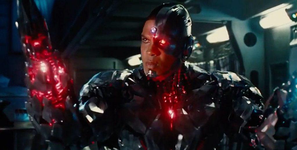 Ray Fisher Shares New Cyborg BTS Photo | DC Comics News