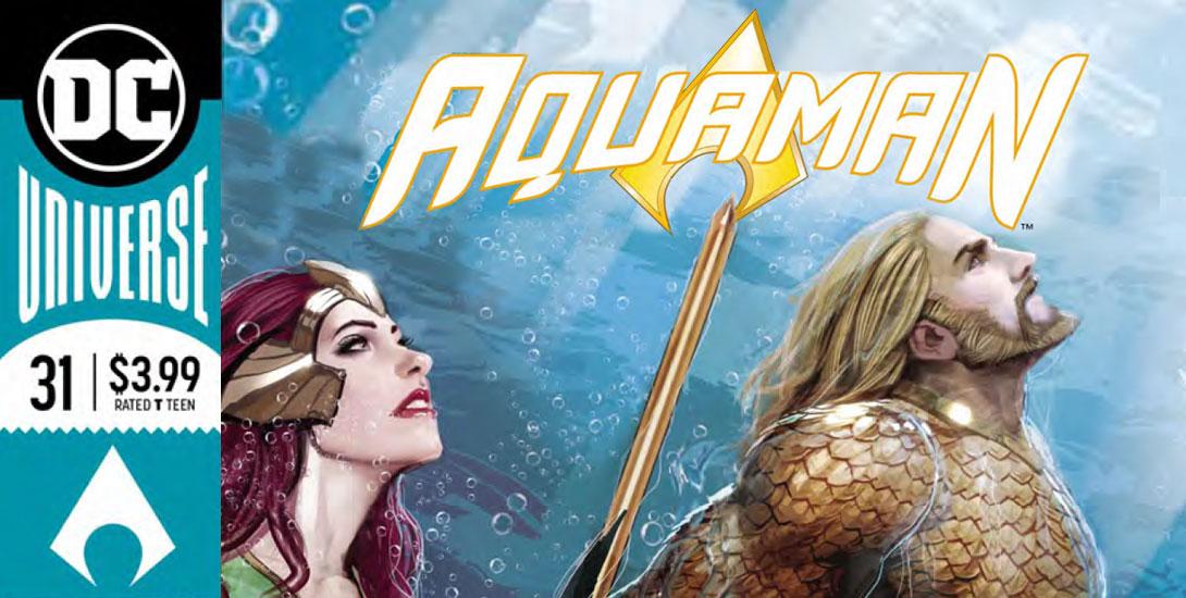 Aquaman 31 - DC Comics News