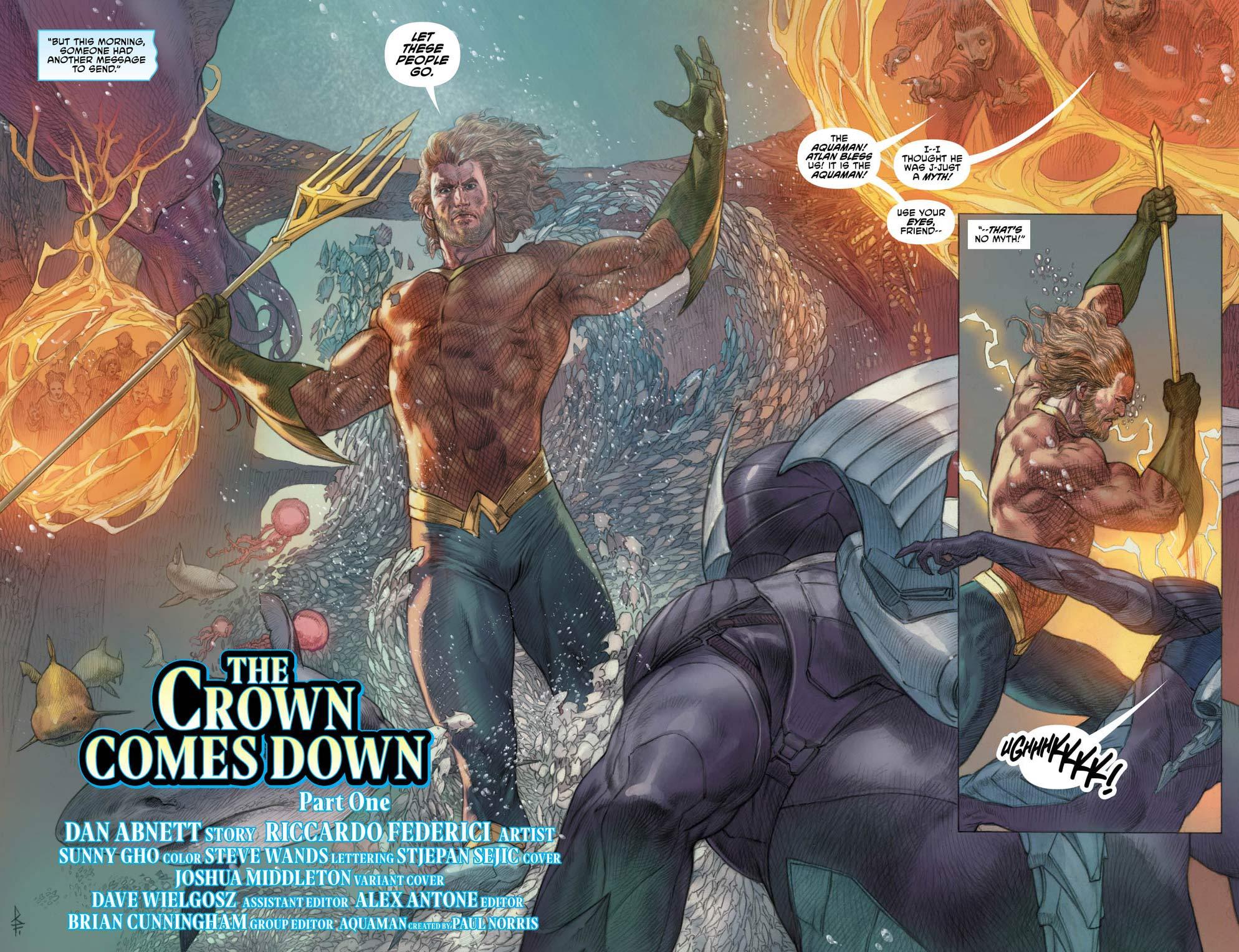 Aquaman 31_2_3 - DC Comics News