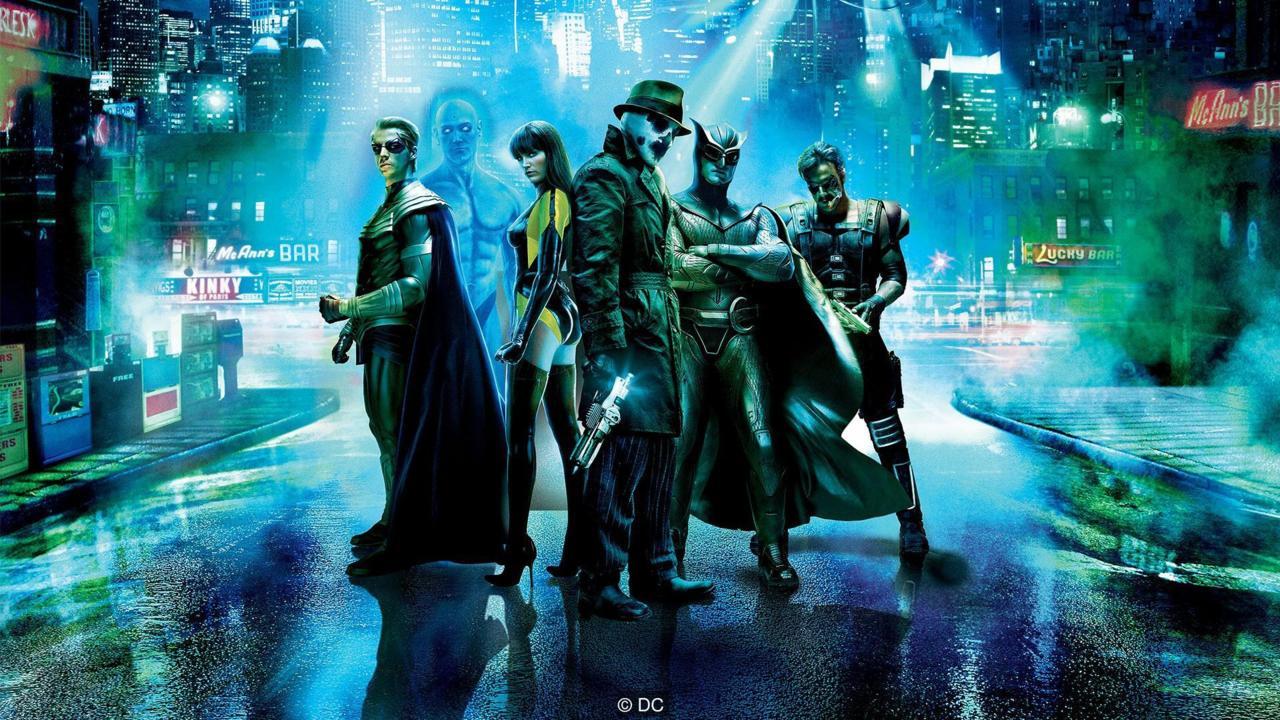 Watchmen Movie - DC Comics News