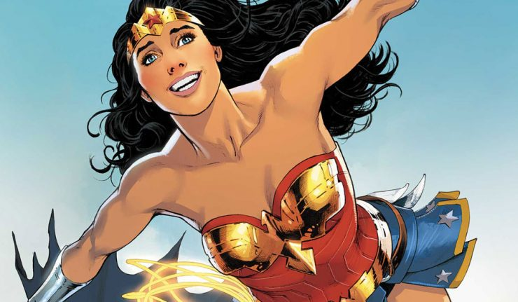 Wonder Woman Habit - DC Comics News