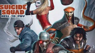 Suicide Squad HTP - DC Comics News