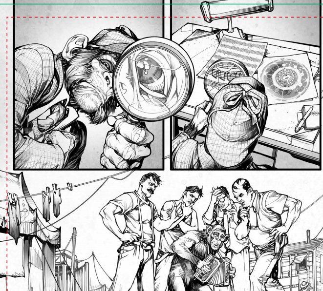 Wild Hunt Tease - DC Comics News