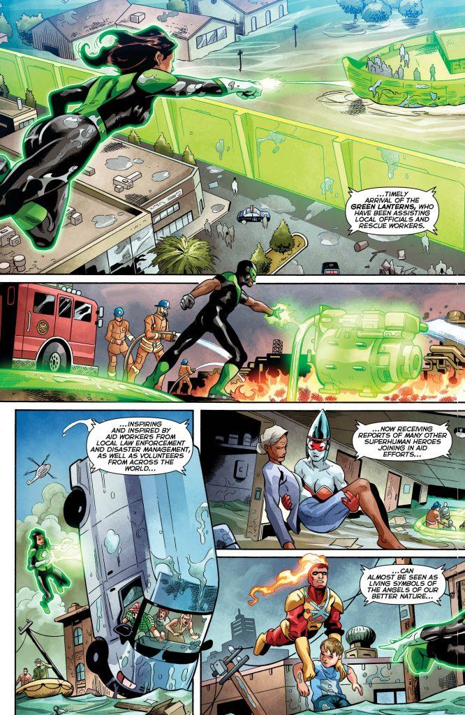 Review: Green Lanterns #40