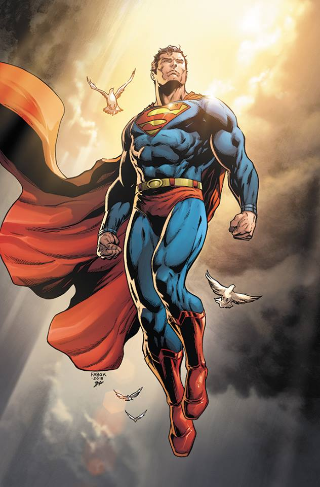 Fabok 1000 - DC Comics News