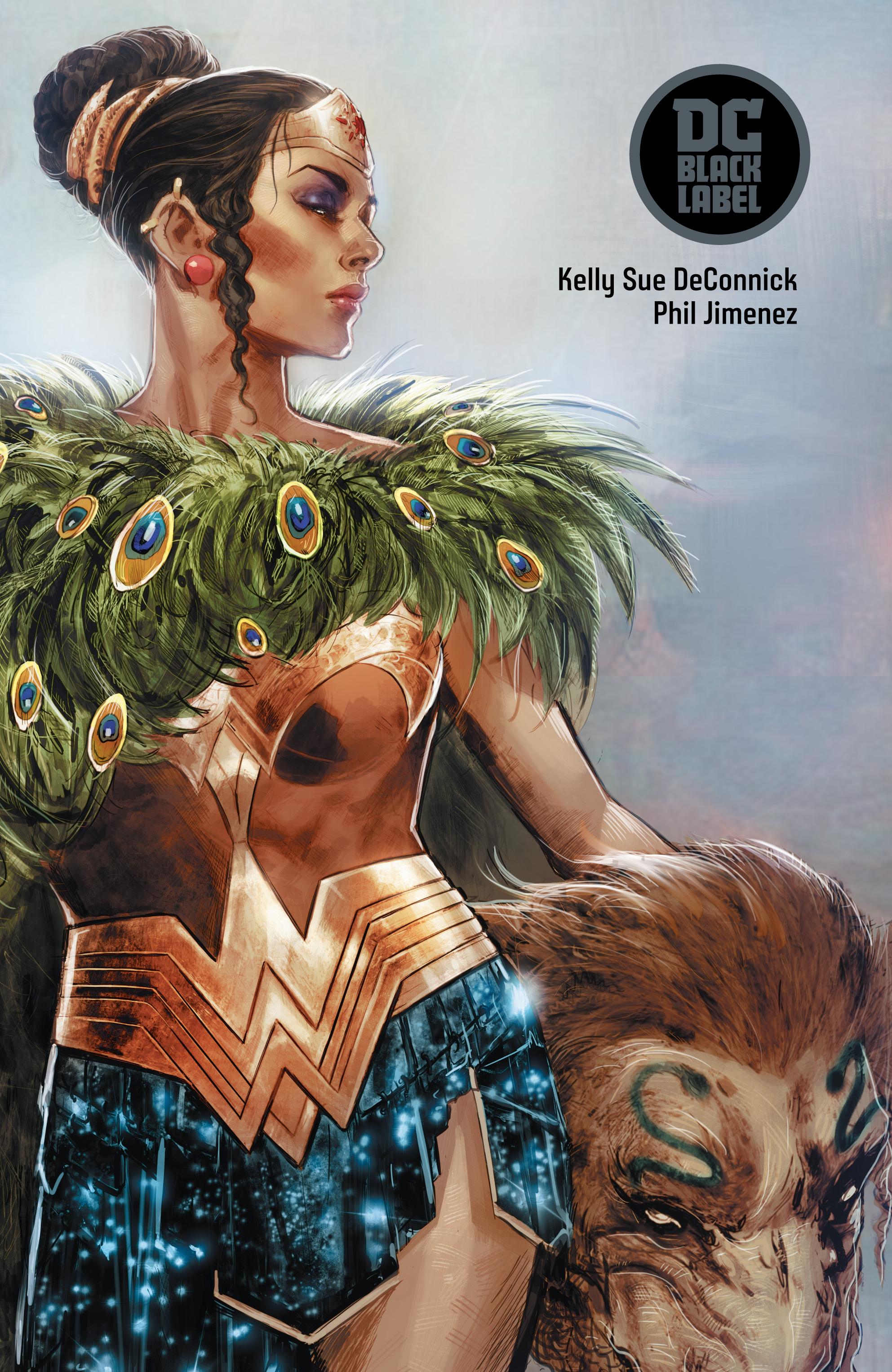 Wonder Woman Historia: The Amazons