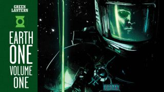 Green Lantern Earth One Volume 1 - DC Comics News