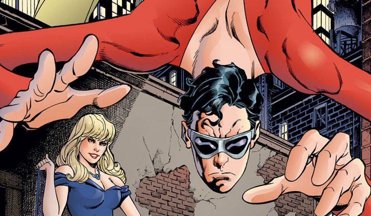 Plastic Man - Simone - DC Comics News