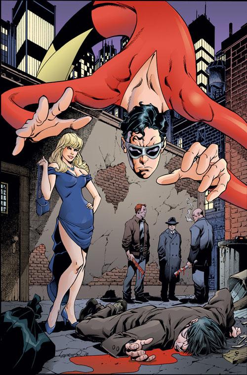 Plastic Man - DC Comics News
