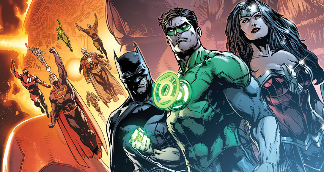 JLA - DC Comics News