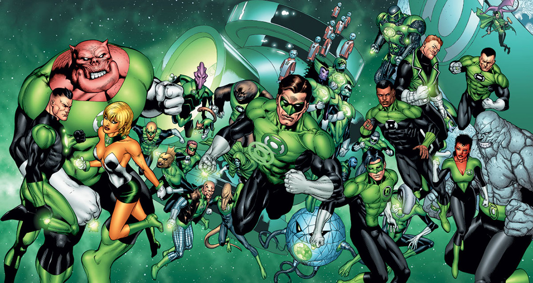 Green Lantern - DC Comics News