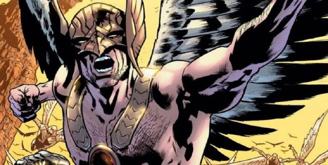 Hawkman Returns Next Month In New Ongoing Series