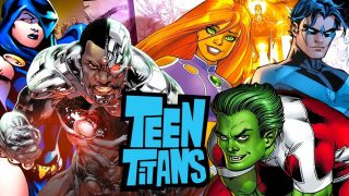 Ray Fisher Open to starring in live action Teen Titans Movie dc comics news