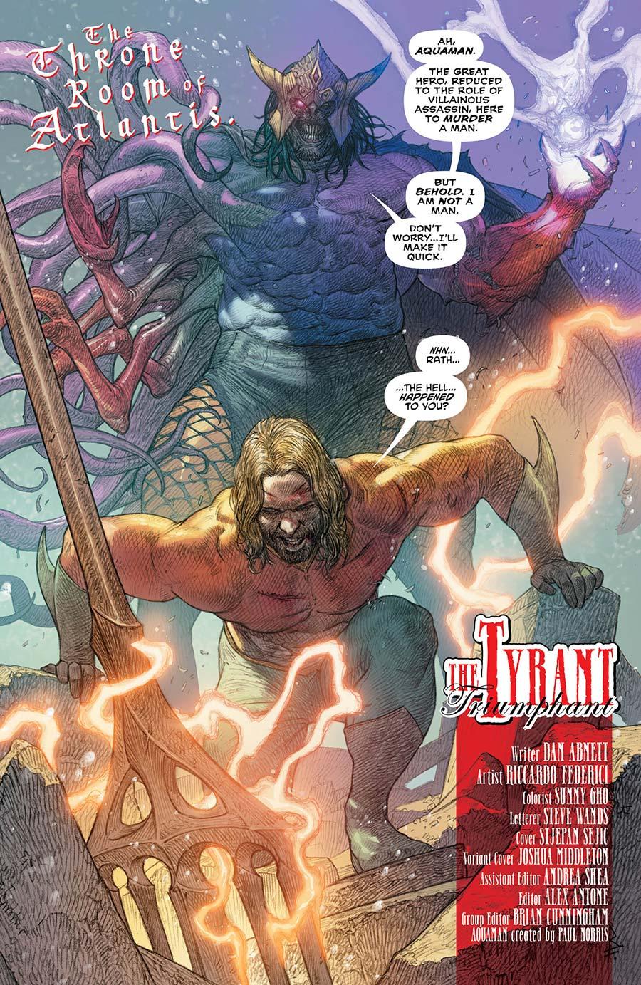 Aquaman 37_1 - DC Comics News