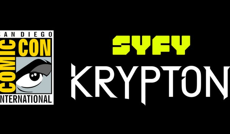 Krypton - DC Comics News