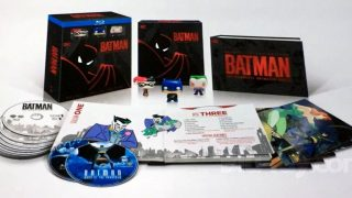 Batman Animated Blu-Ray dc comics news