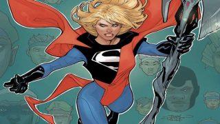 Marc Andreyko Supergirl dc comics news