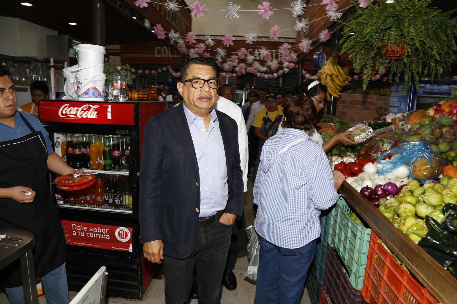 Cumple 52 años Mercado de Santa Cruz Atoyac - Diario Basta!