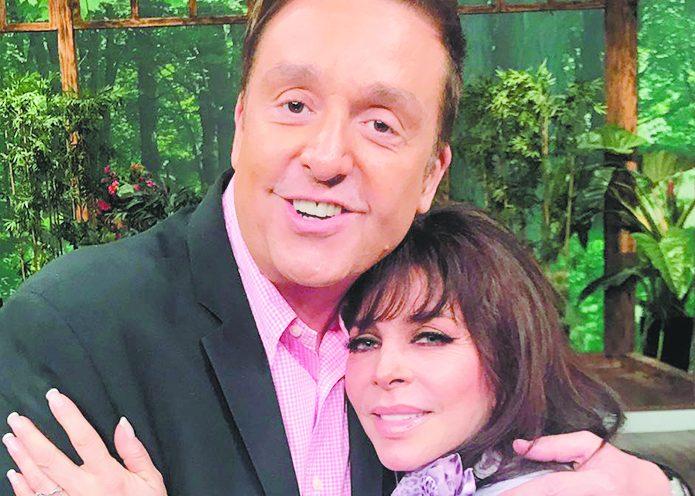 Verónica Castro confiesa que Chabelo la ofendió cuando salió embarazada de Cristian