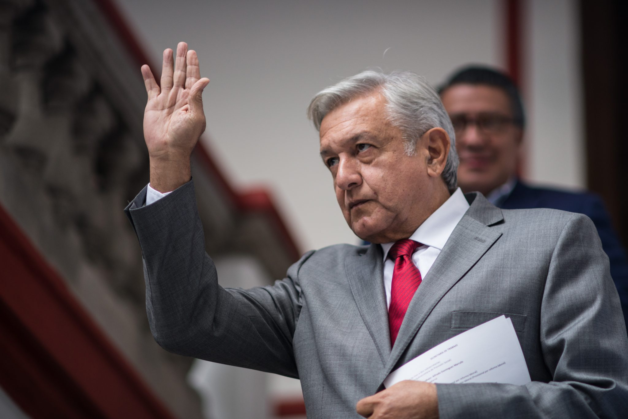 En marzo, licitación de refinería de Tabasco: López Obrador