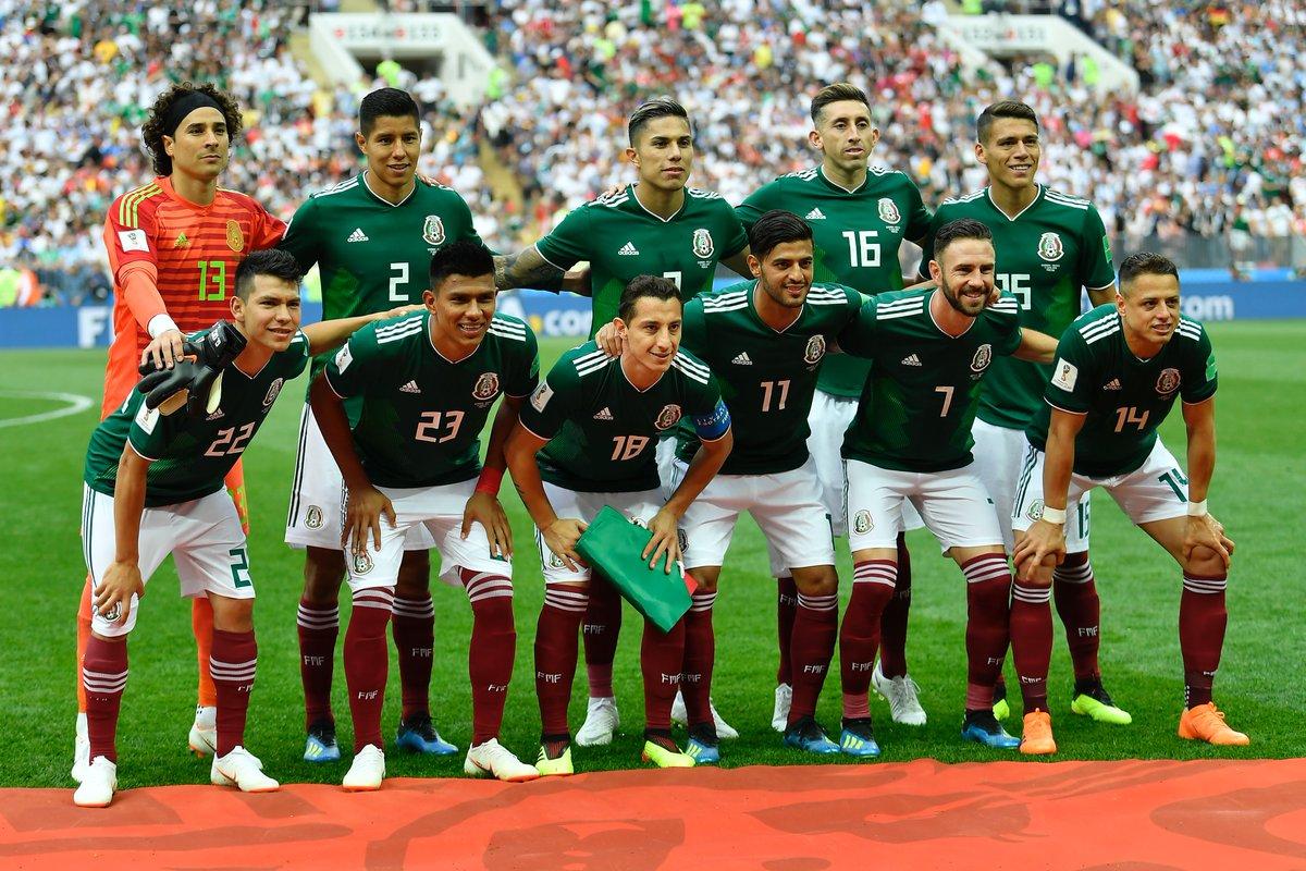 México será cabeza de serie en Copa Oro