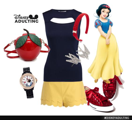 Disneybound-Snow-White