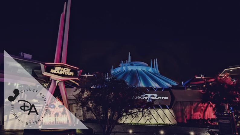 Disney Halloween Theme Rides