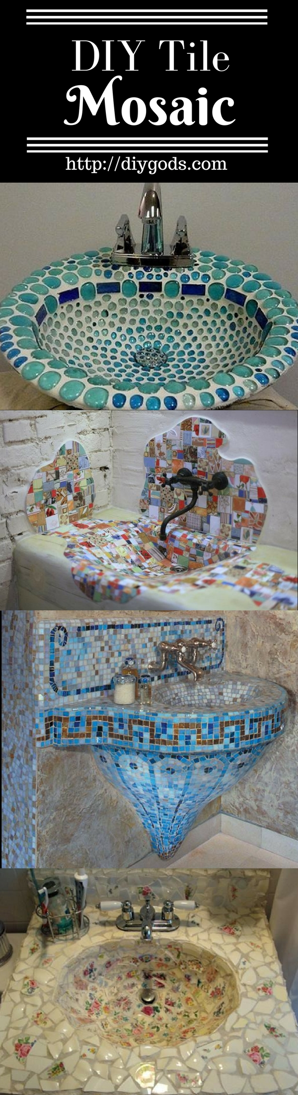 DIY Mosaic Tile